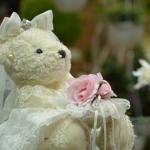 結婚式で熊の意味は?ウェディングベアについて!